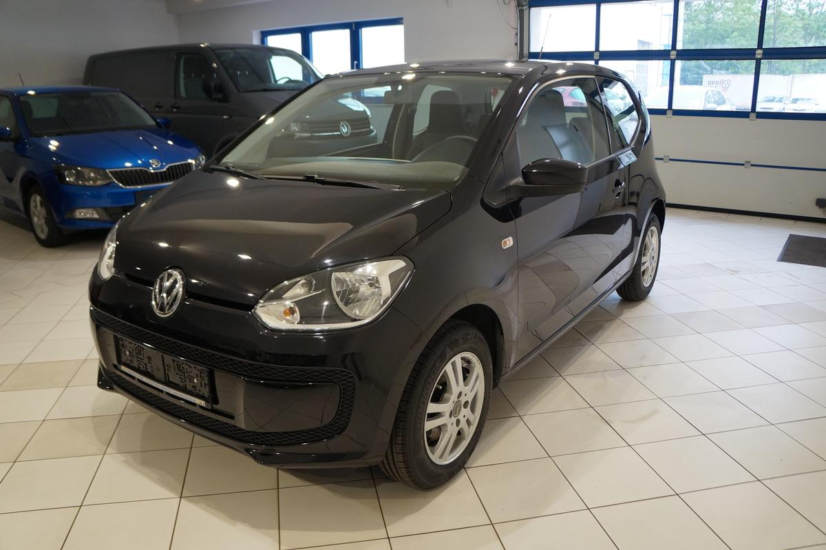 Volkswagen up! Move 75 PS Einparkhilfe Tempomat