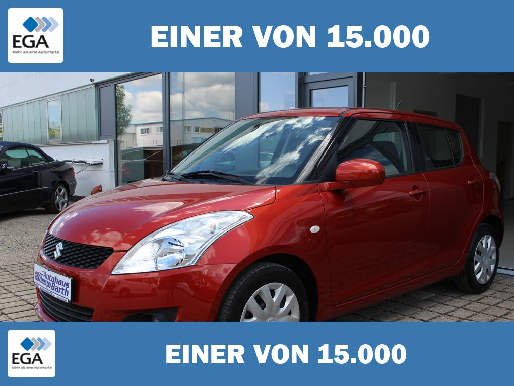 Suzuki Swift * Club * Klimaanlage * BC * Fensterheber *